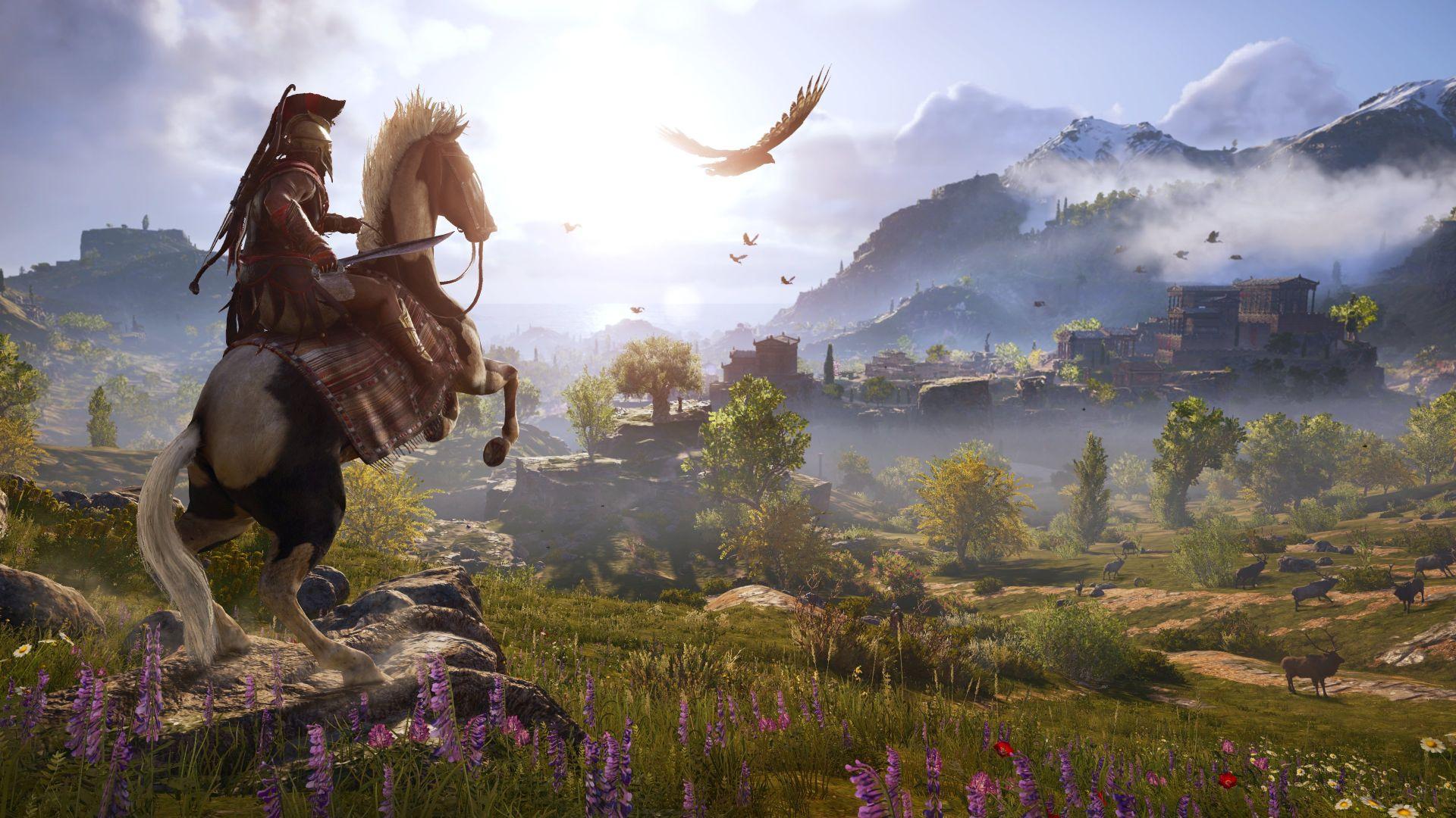 نتیجه تصویری برای Assassin's Creed: Odyssey 1920x1080