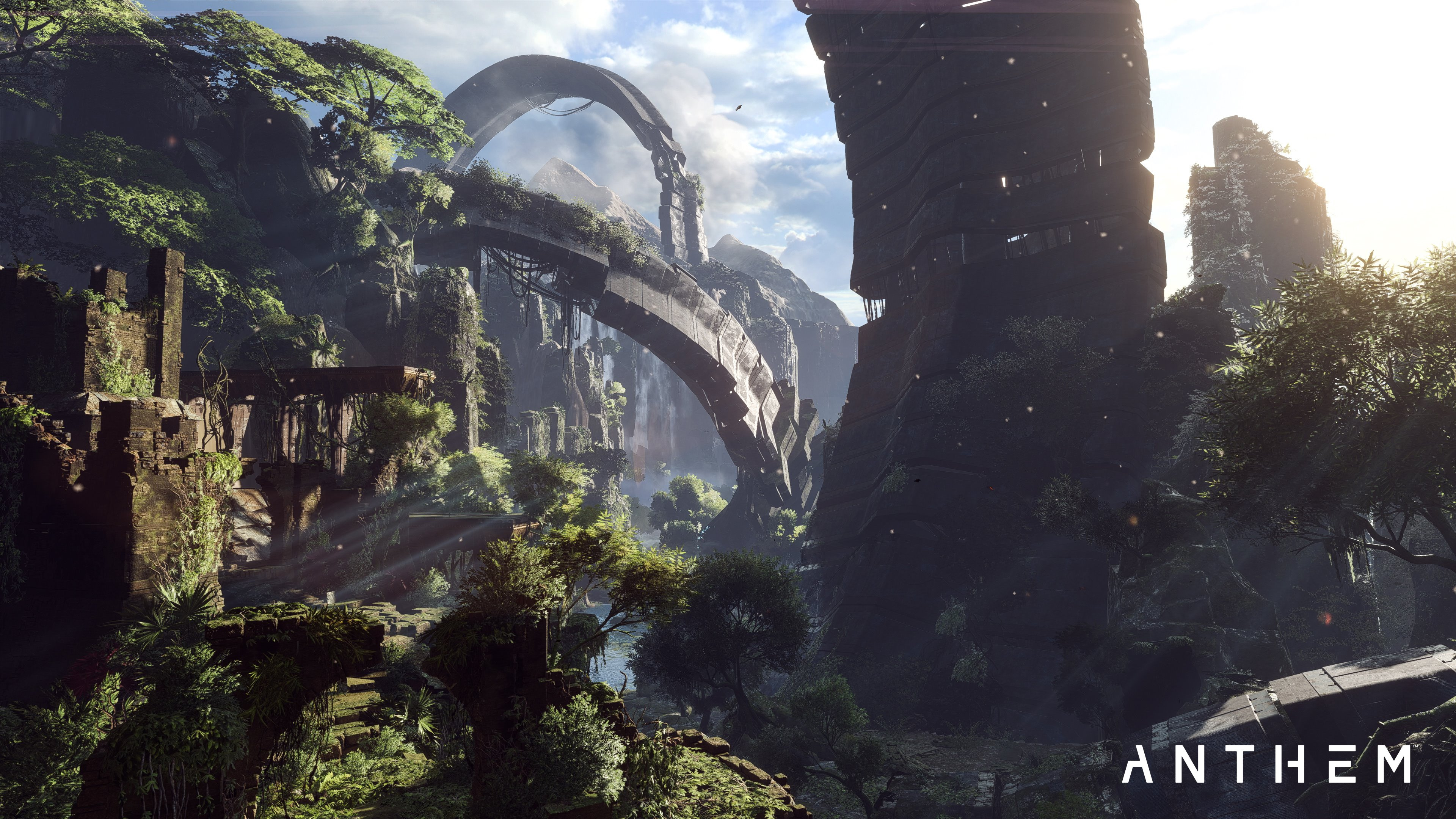 Electronic Arts Teases 'Anthem' Reveals for EA Play