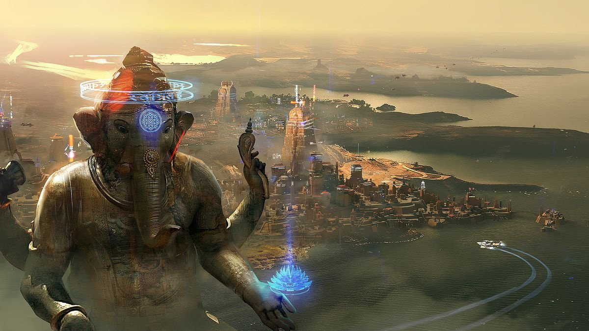 Beyond Good and Evil 2 Shows Off Katana-Wielding, Domz-Flanked Jade
