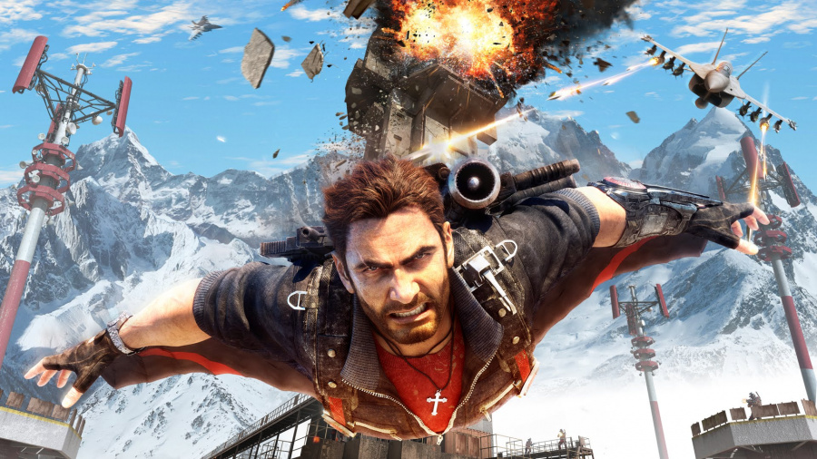 Just Cause 4 PS4 PlayStation 4
