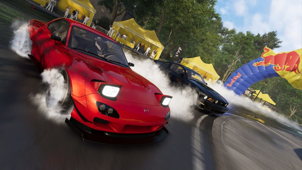 e3 2018 the crew 2 is getting an open beta on ps4 pre load available now push square. Black Bedroom Furniture Sets. Home Design Ideas