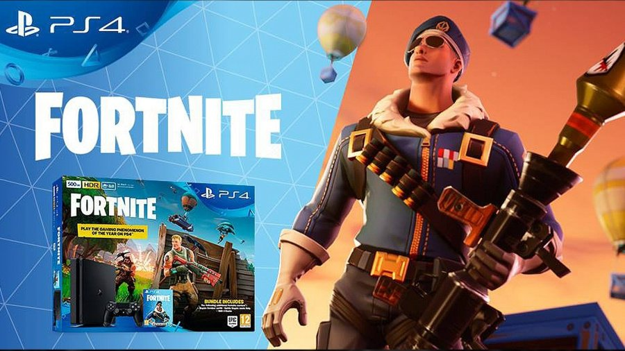 Fortnite PS4 PlayStation 4 1