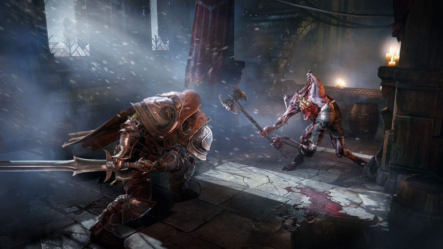 Lords of the Fallen PS4 PlayStation 4