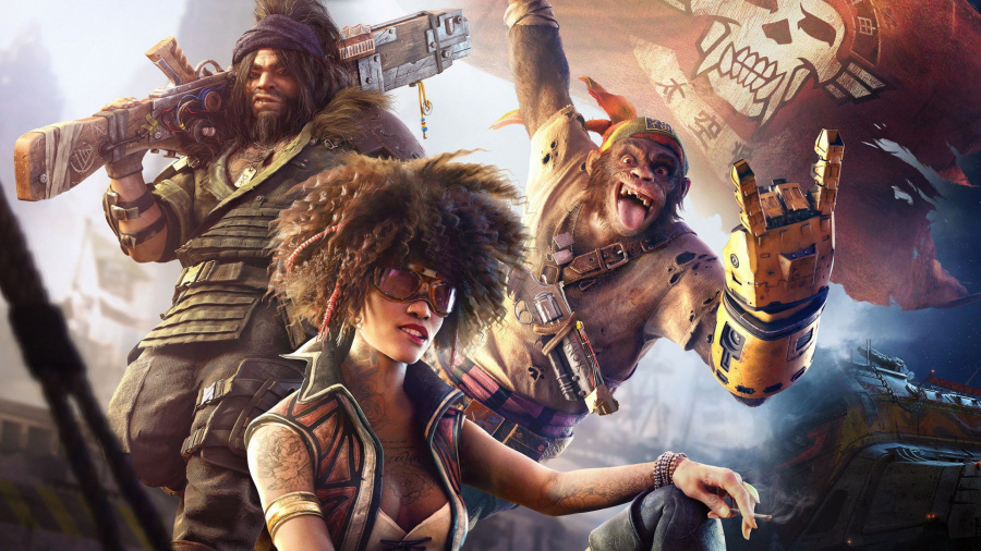 Beyond Good & Evil 2 PS4 PlayStation 4