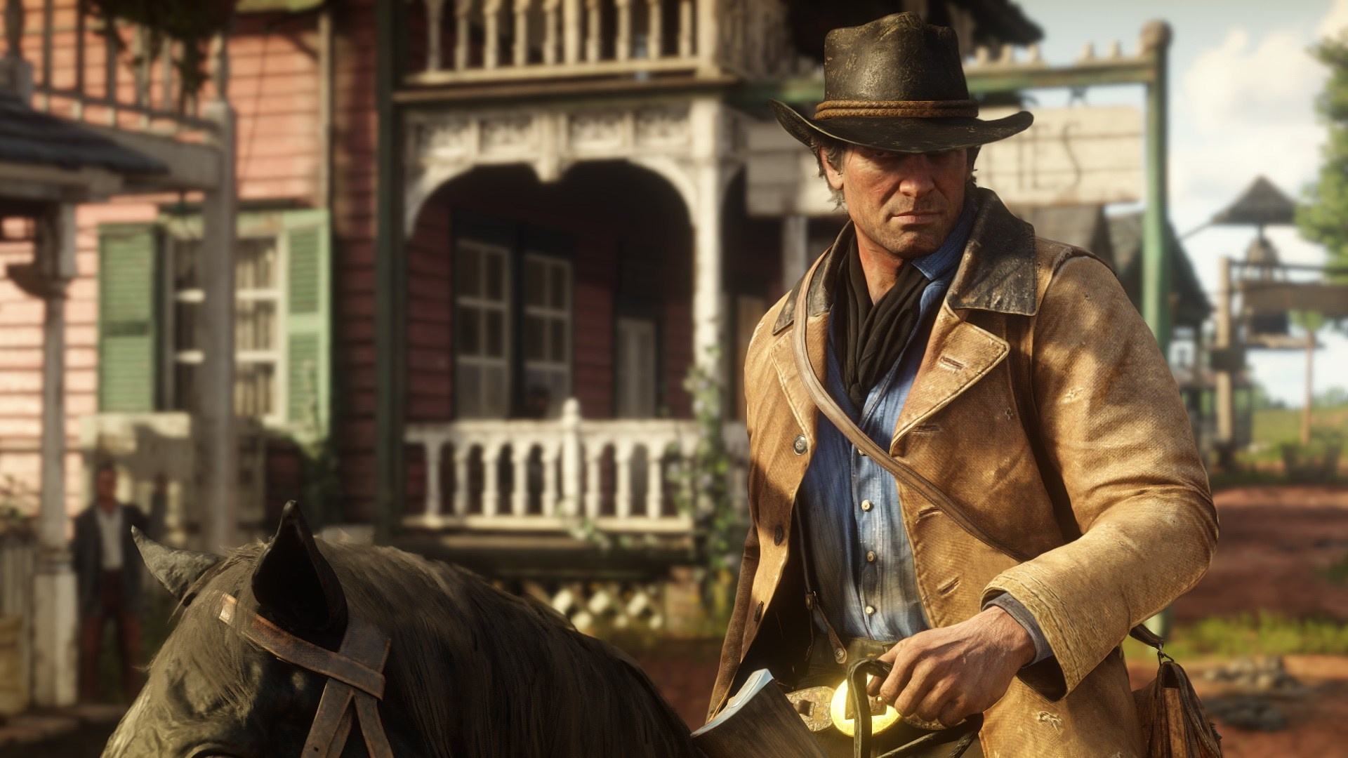 Red Dead Redemption 2 Will Include Timed Exclusive PS4 Content