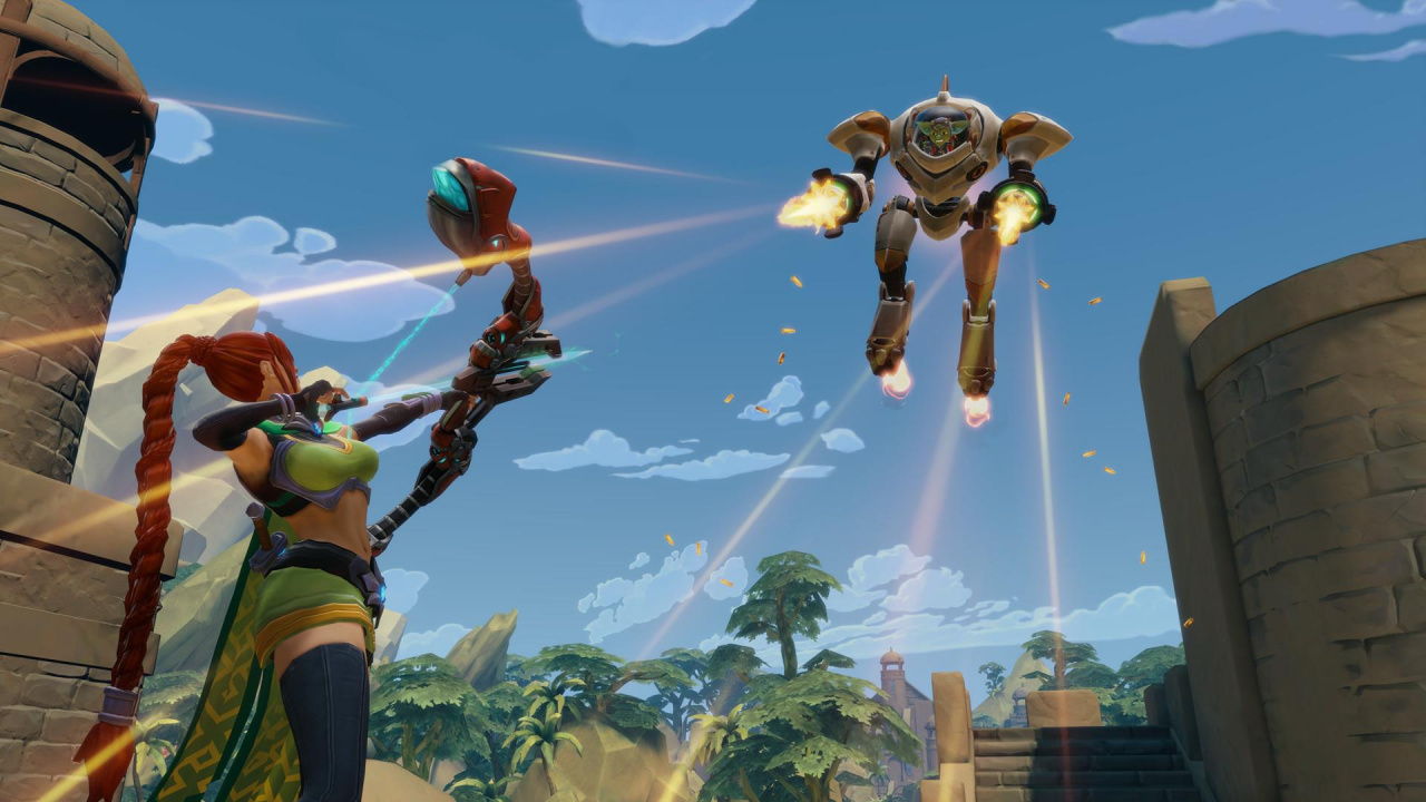 Paladins confirmed for Switch release next week