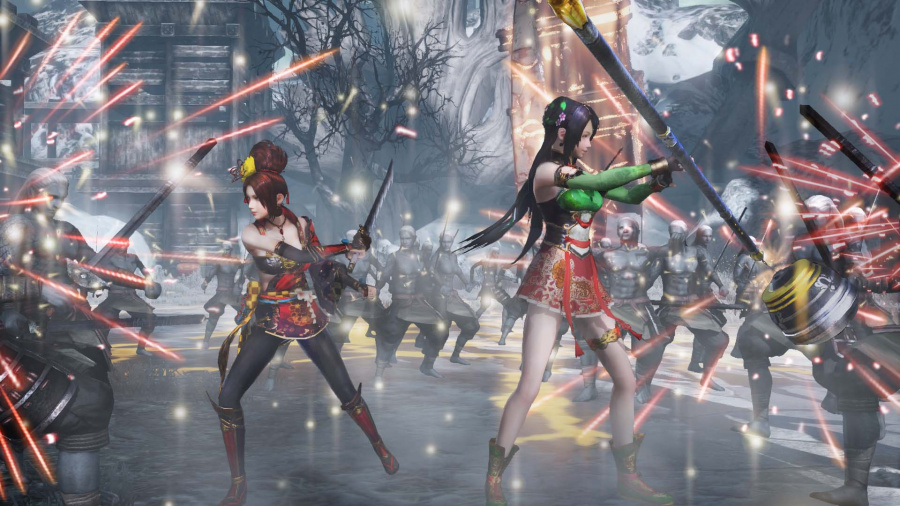 Warriors Orochi 4 PS4 PlayStation 4 1