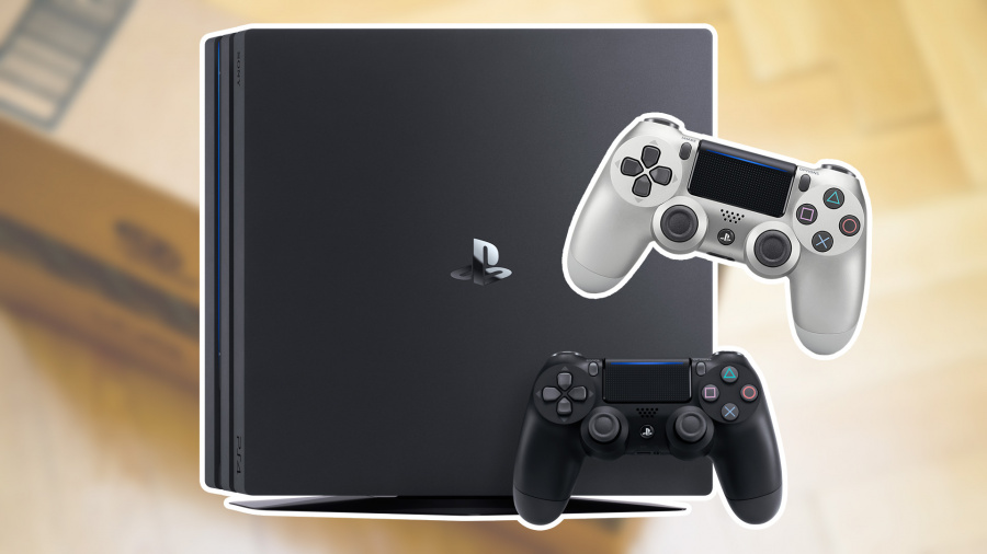 PS4 Pro PlayStation 4 Sony Amazon Prime Day 1