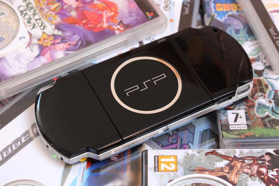 PlayStation Portable PSP 2