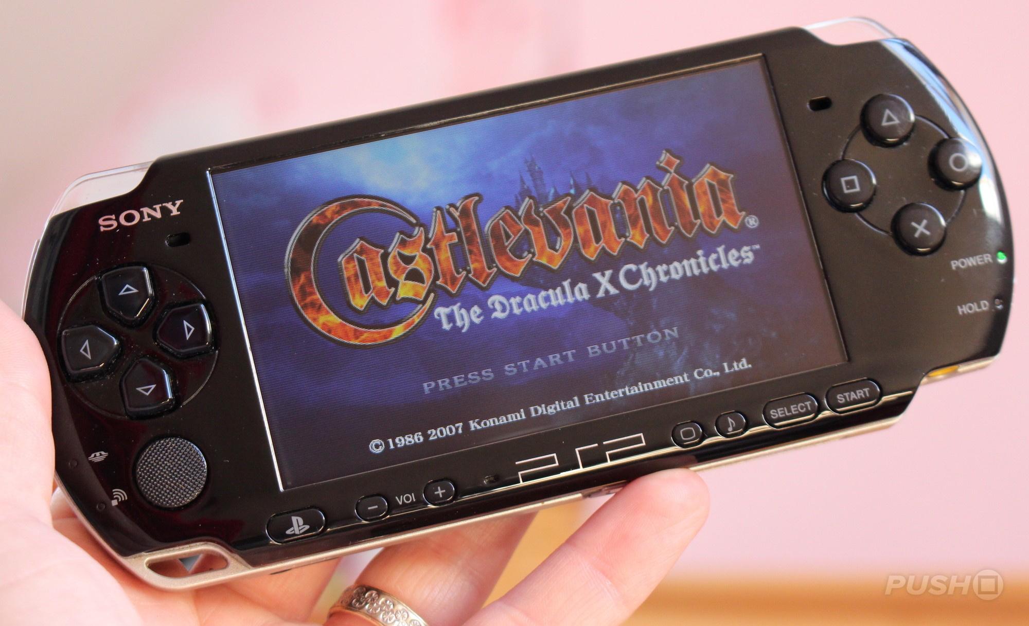 It's Time to Celebrate the PSP, Sony's 21st Century Walkman