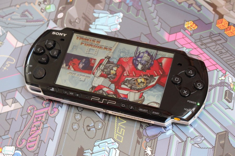 PlayStation Portable PSP 9