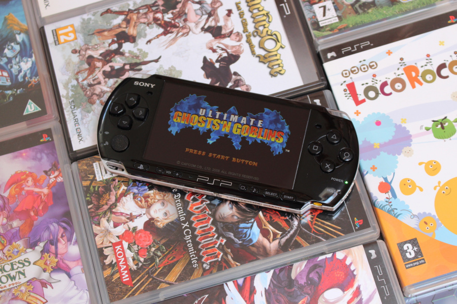 PlayStation Portable PSP 10