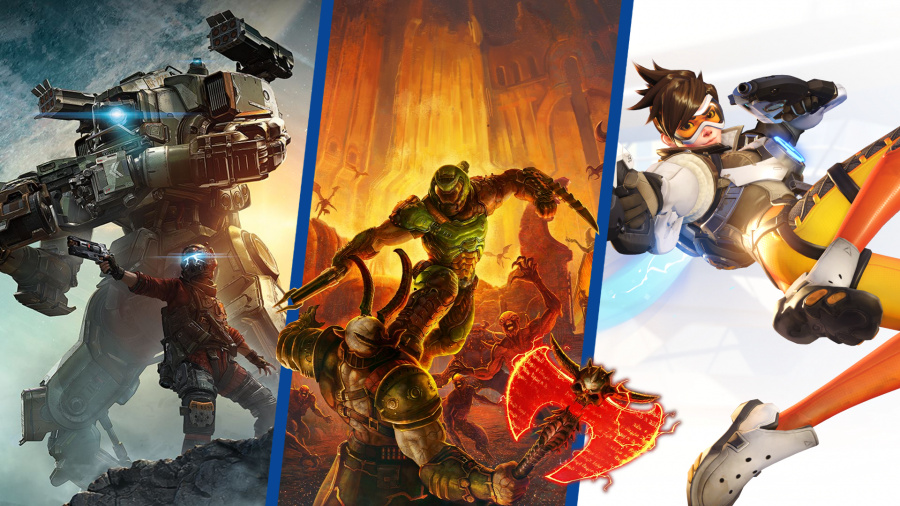 Best PS4 FPS Games First-Person Shooters PlayStation 4