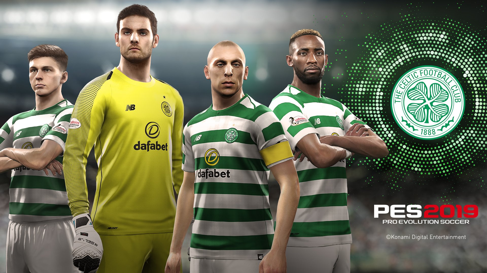 PES 2019 Adds Eight More Fully Licensed Leagues to Its Roster - Push