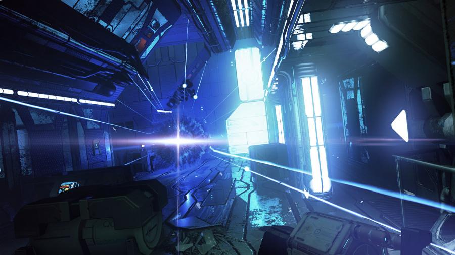 Persistence PSVR PlayStation VR 3