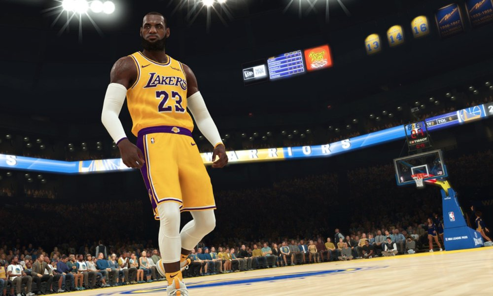 Gamescom 2018: NBA 2K19 Attracts Hollywood Talent For