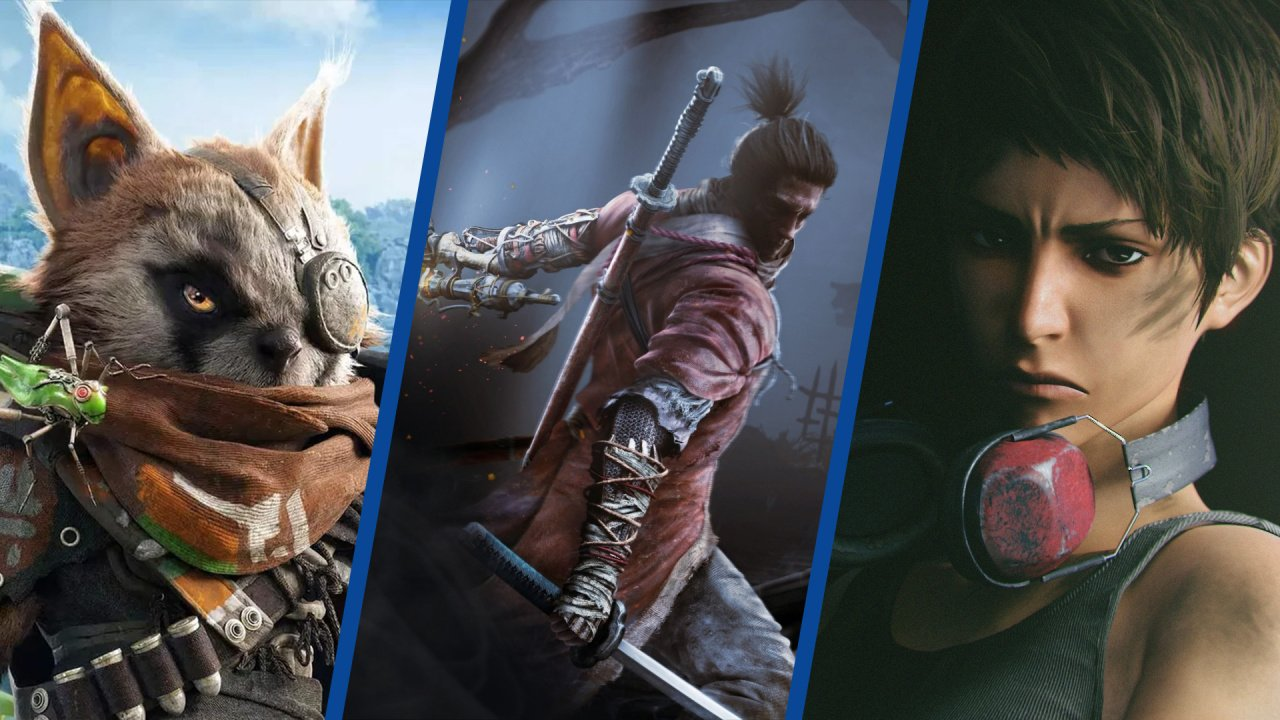 Top Ps4 Games For Ps4 : Best new ps games at gamescom guide push square
