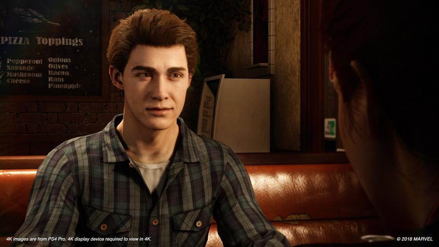 Marvel Spider-Man PS4 Interview 6