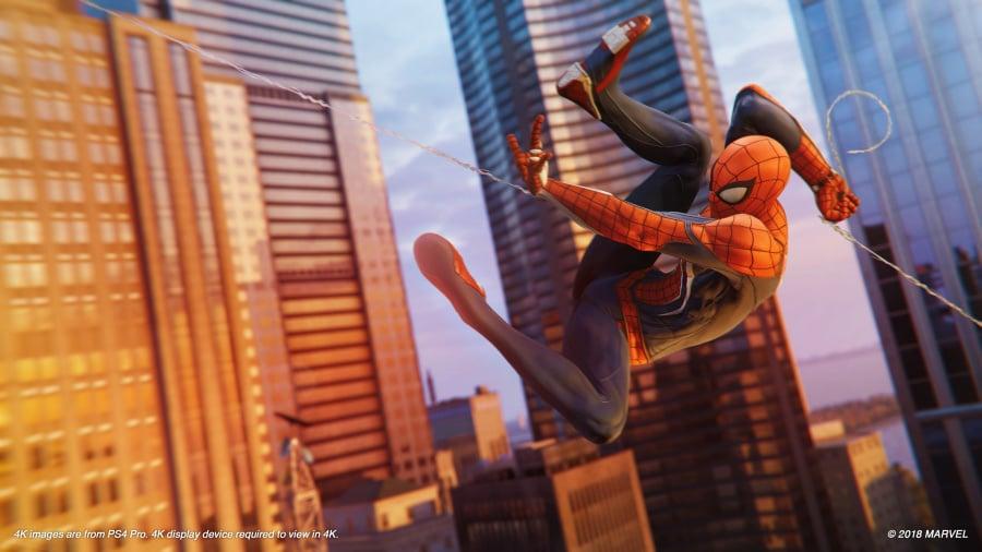Marvel Spider-Man PS4 Interview 7