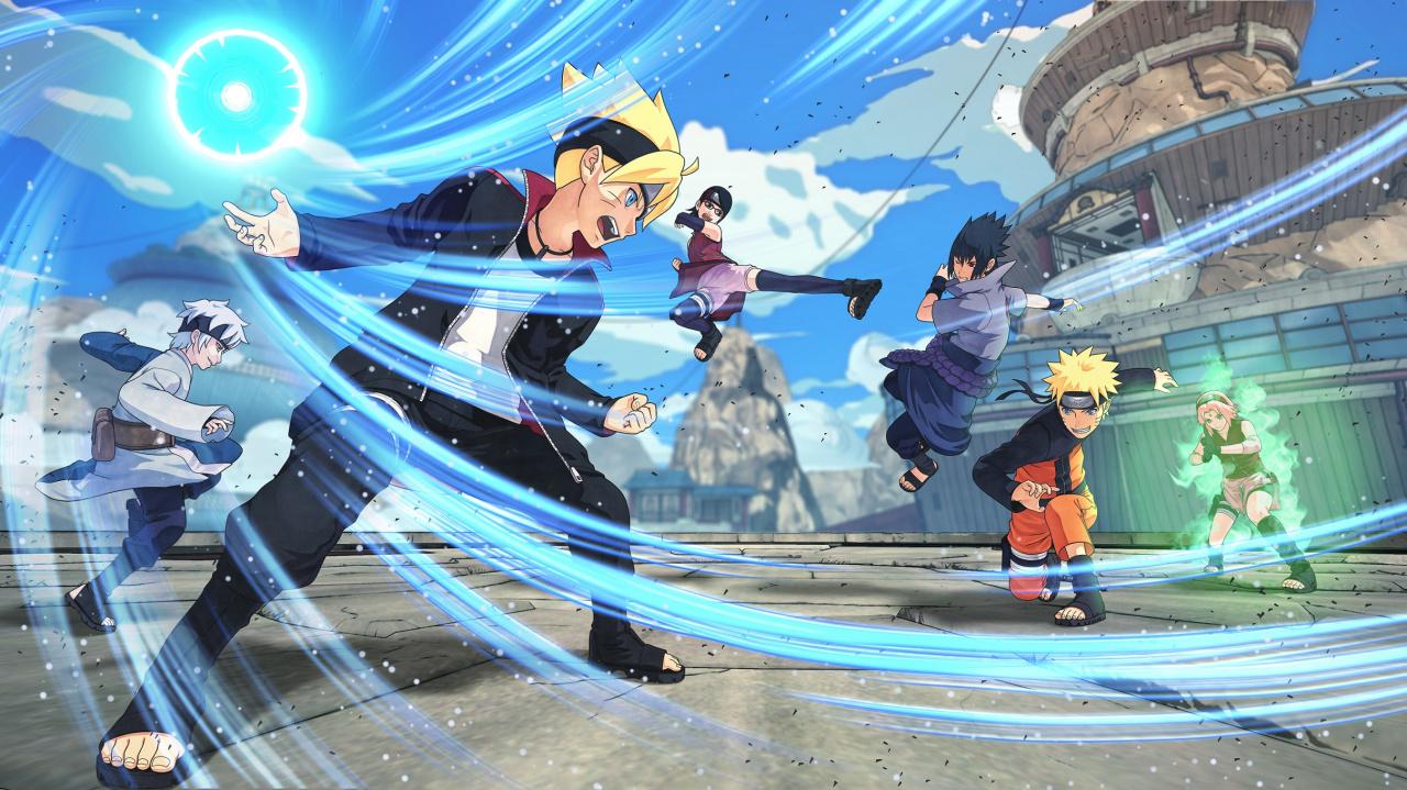 Naruto To Boruto Shinobi Striker Details Its Co Op Story