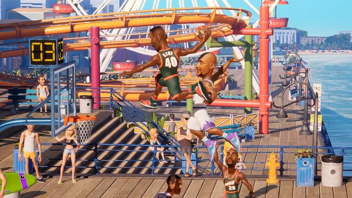 Nba 2k Playgrounds 2 Review: NBA 2K Playgrounds 2 Has Too Many Twos In Its Title