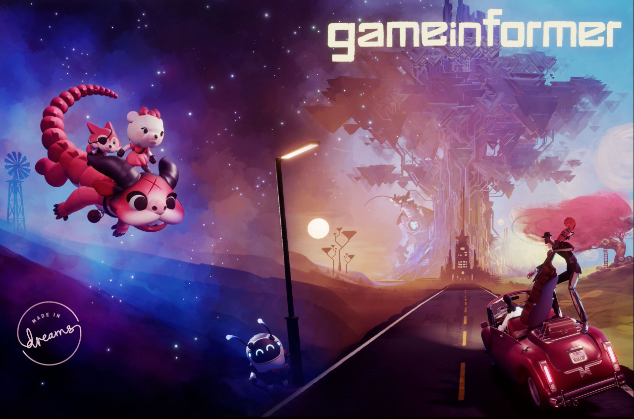 dreams is the latest ps4 exclusive to get game informer. Black Bedroom Furniture Sets. Home Design Ideas