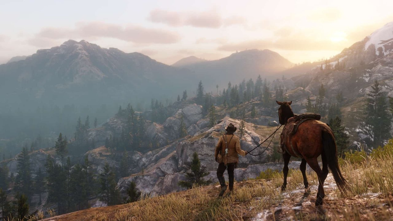 UK Sales Charts: Red Dead Redemption 2 Retains Retail Dominance for Third Week