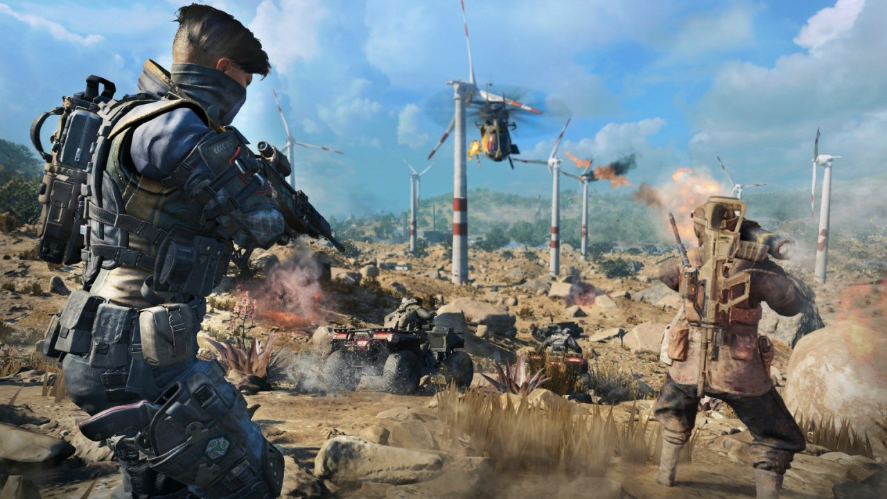 Operation Absolute Zero Is the First Big Update for Call of Duty: Black Ops 4