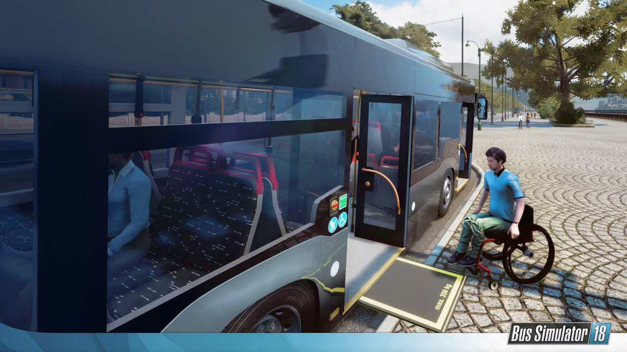 bus simulator ps4 gameplay stops off ahead of spring. Black Bedroom Furniture Sets. Home Design Ideas