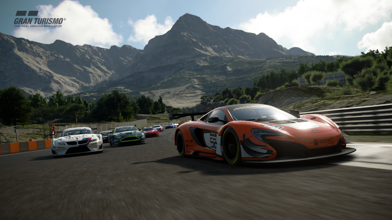 Gran Turismo Sport Shown at 8K on New Sony TV at CES 2019