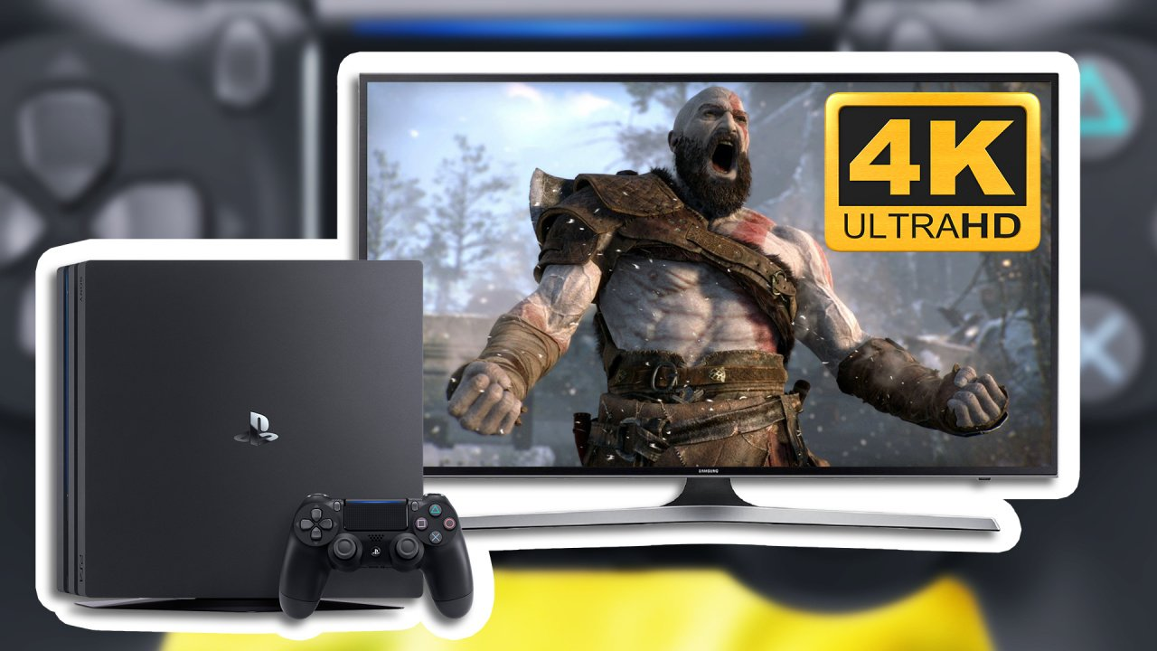 the best 4k tvs for playstation 4 and ps4 pro guide push square. Black Bedroom Furniture Sets. Home Design Ideas