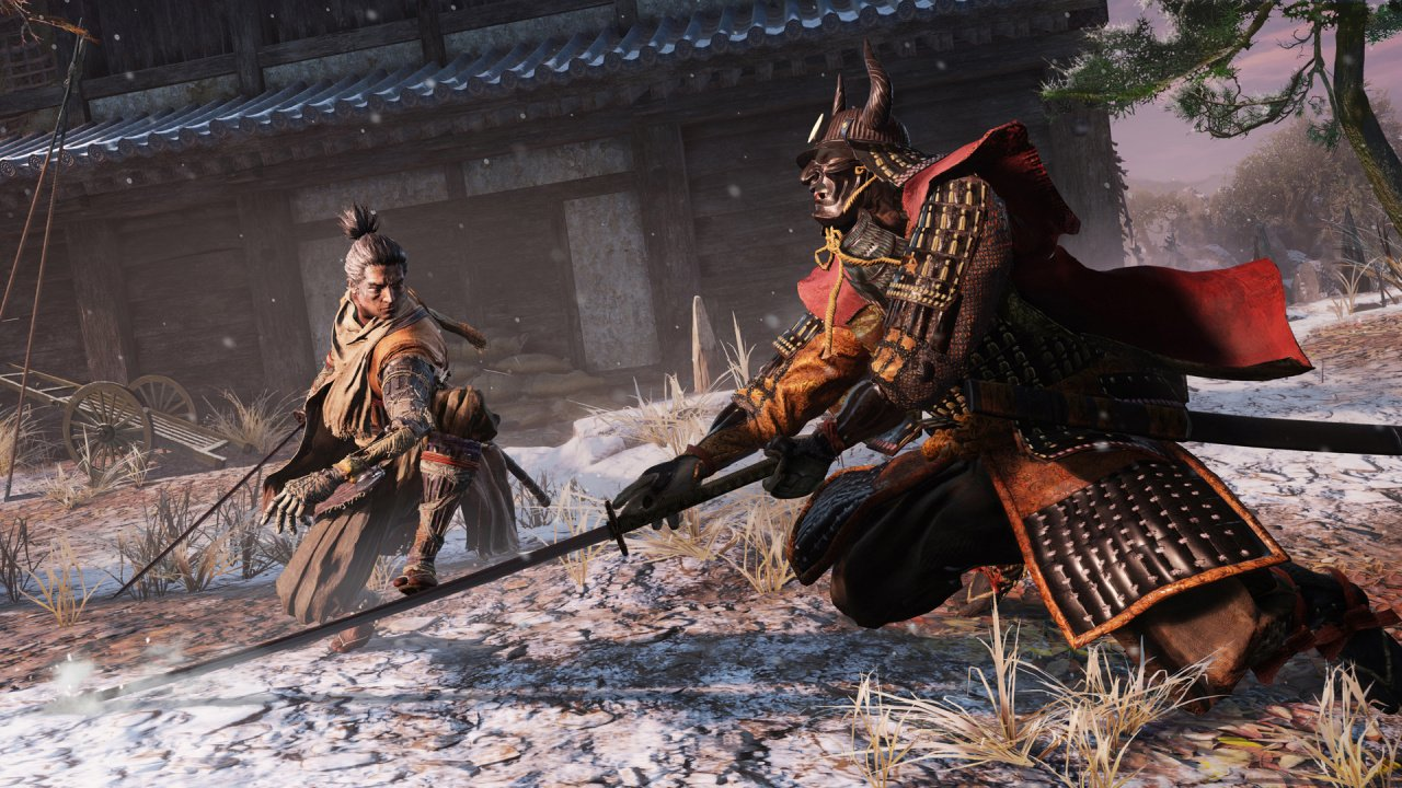 Image Result For Sekiro Shadows Twice Gameplay Youtube