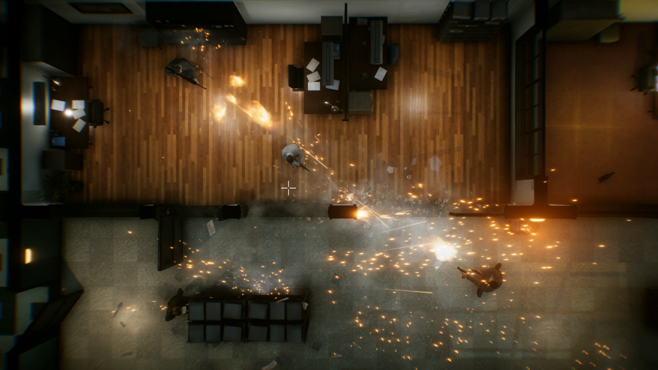 The Hong Kong Massacre Shoots for a January Release Date on PS4