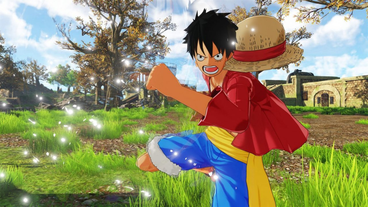 One Piece: World Seeker Looks a Little Rough in 26 Minutes of Gameplay - Push Square