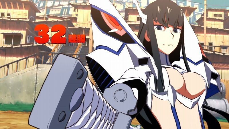 Kill la Kill - IF Release Date Confirmed, Blasts onto PS4 This Summer
