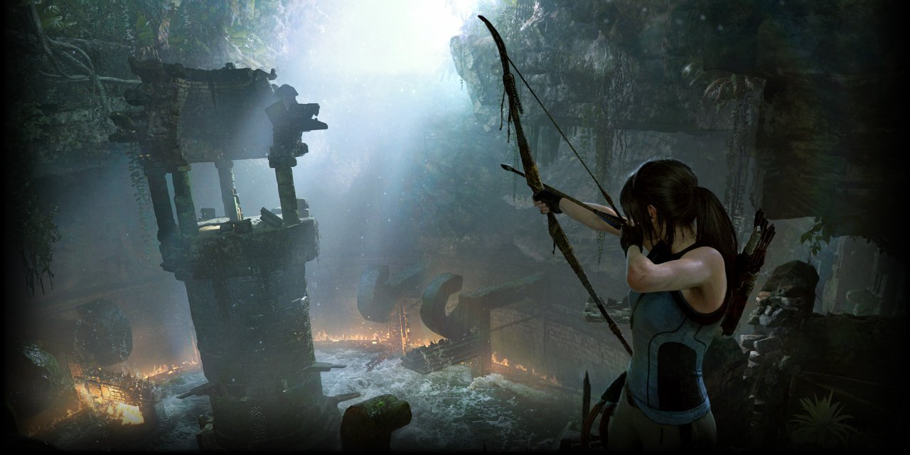 Shadow of the Tomb Raider DLC The Serpent's Heart Available Now on PS4