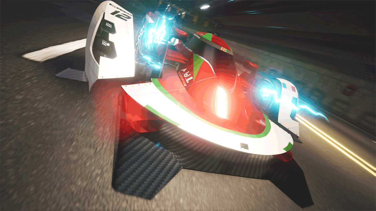 Xenon Racer Gears Up for Launch on PS4 with a New Trailer