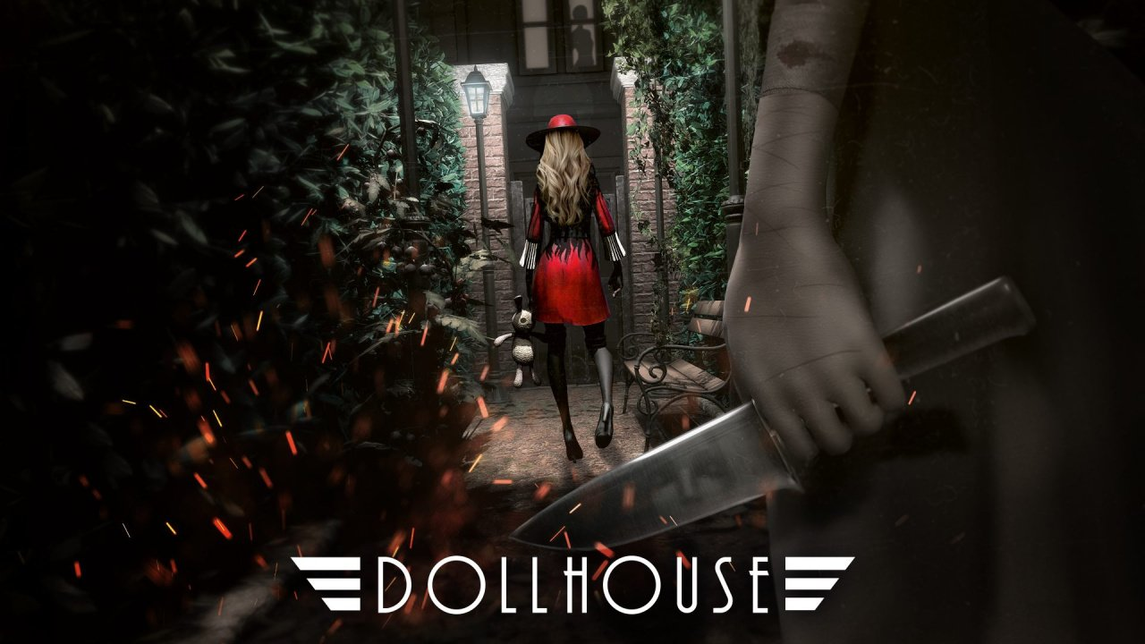 Dollhouse Brings Noir Horror to PS4 on 24th May
