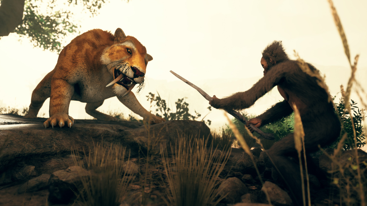 Ancestors: The Humankind Odyssey Goes Ape on PS4 a Little Late