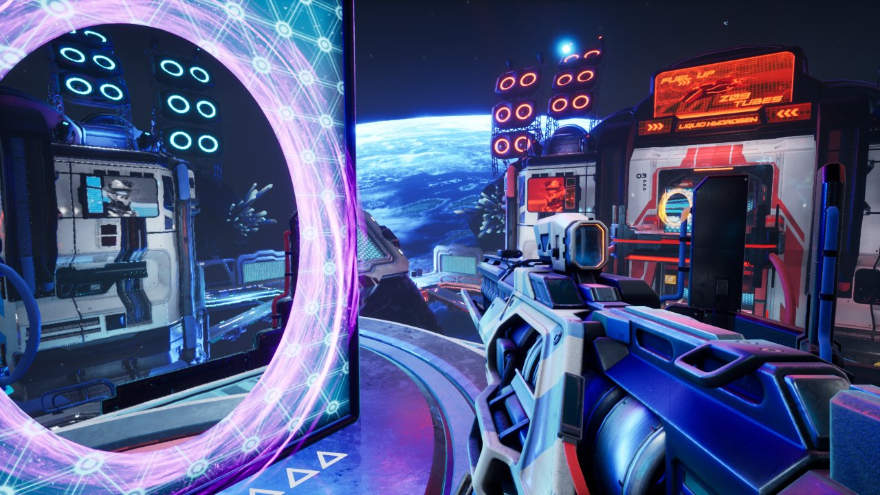 Is Splitgate: Arena Warfare Coming to PS4?