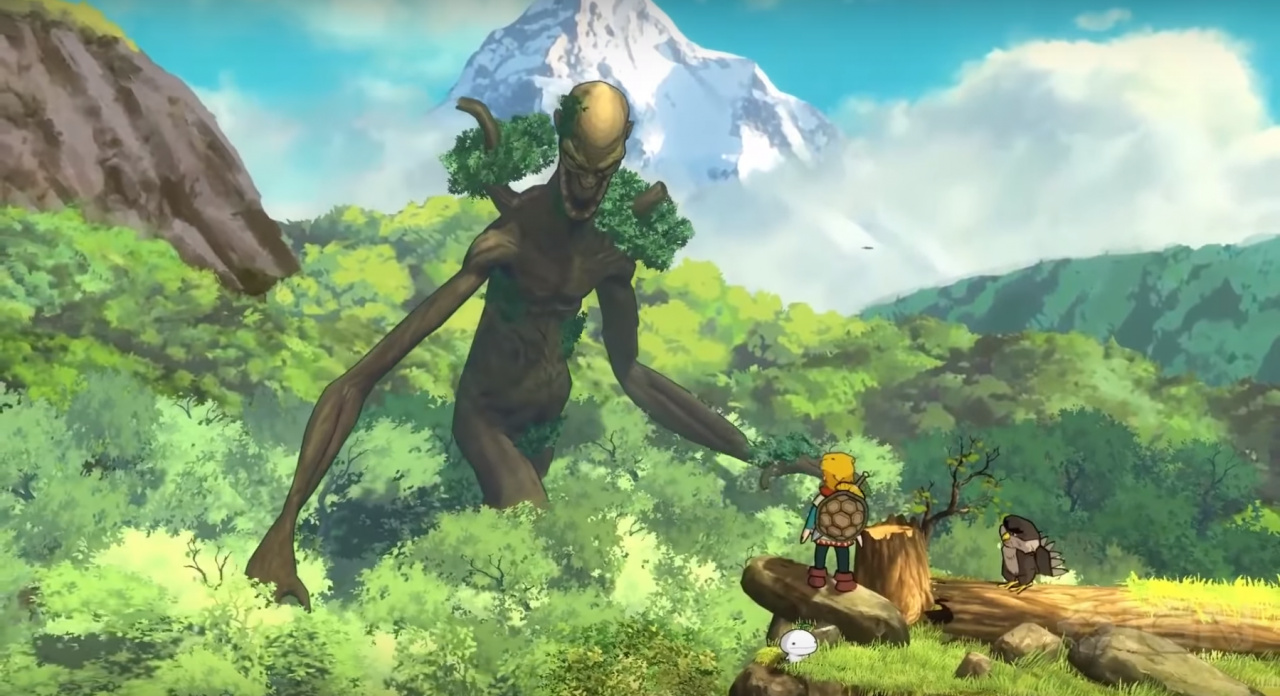 PS4 Action Adventure Title Baldo Looks Like Ni no Kuni Meets Zelda in First Gameplay Trailer