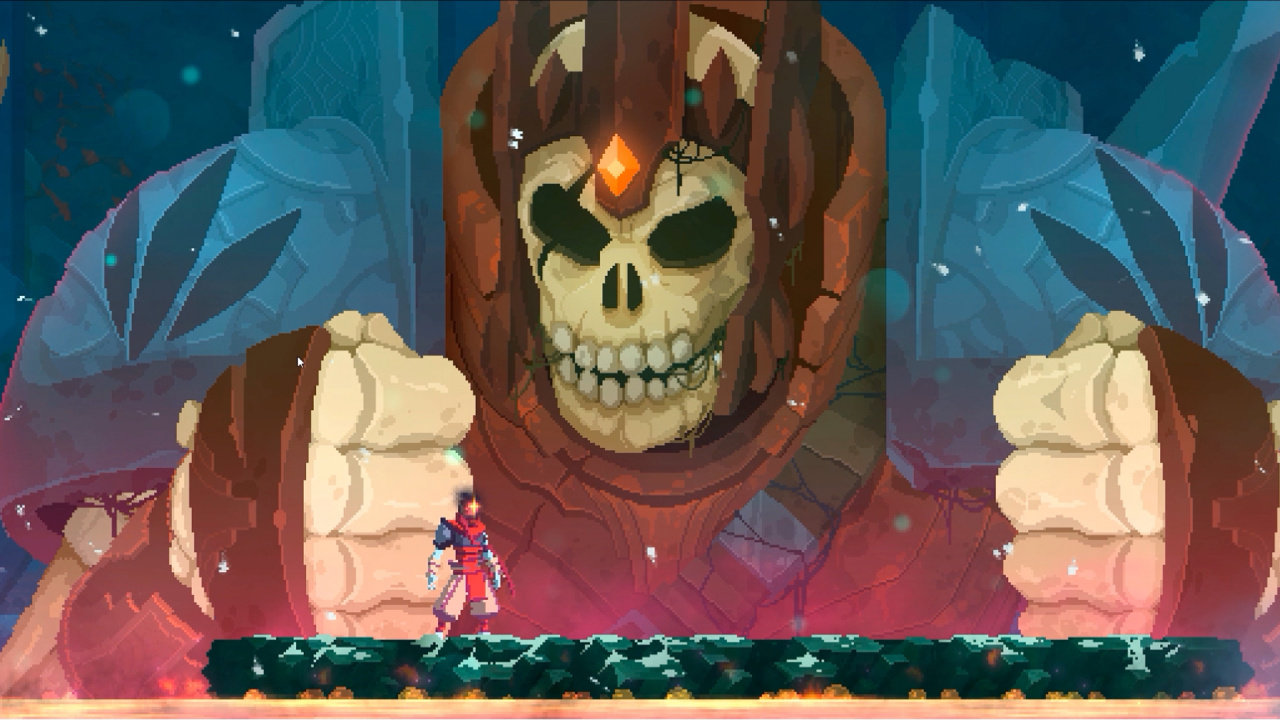 Rise of the Giant DLC for Dead Cells Has Arrived on PS4, and It's Totally Free