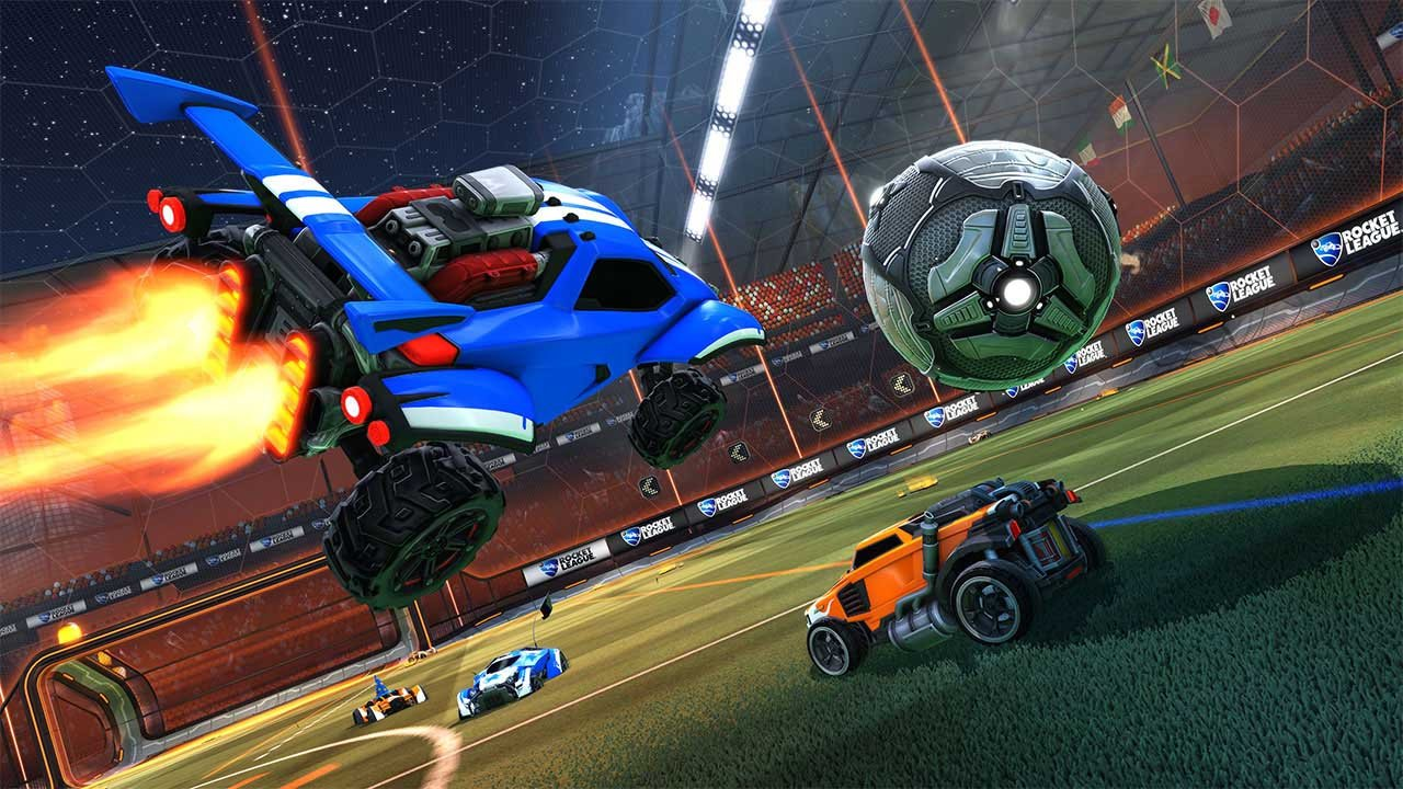 Rocket League Developer Psyonix Acquired by Epic Games ...