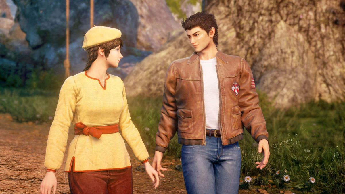 E3 2019: Shenmue III Battles on Boats, Saves Children in Trailer