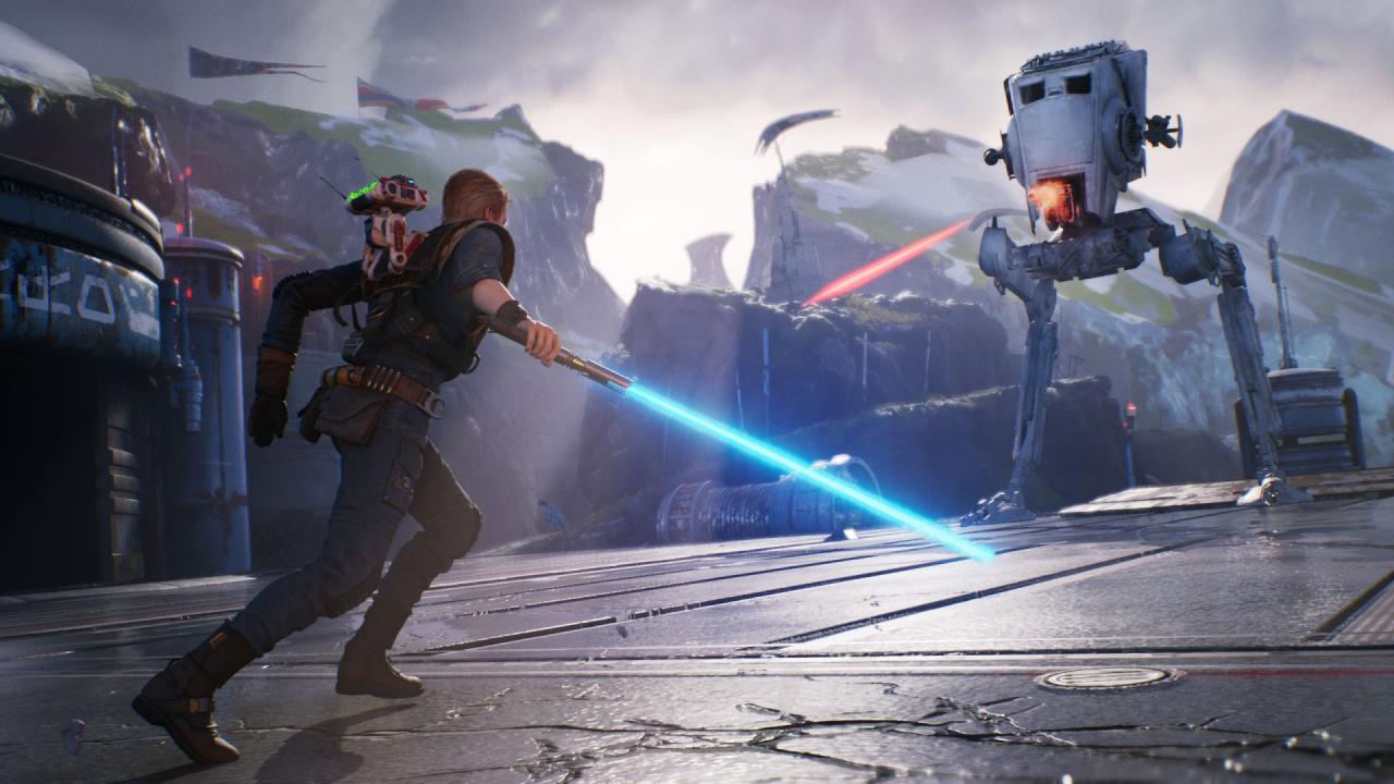 Respawn Entertainment Discusses Metroid Style Design for Star Wars Jedi: Fallen Order