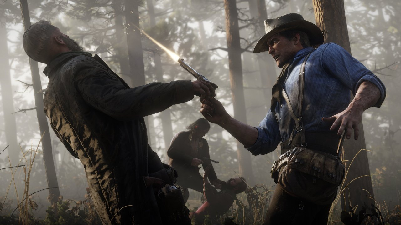 Guide: Red Dead Redemption 2 Controls - How to Improve Aiming