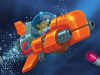 Aqua Kitty: Milk Mine Defender DX (PlayStation 4)