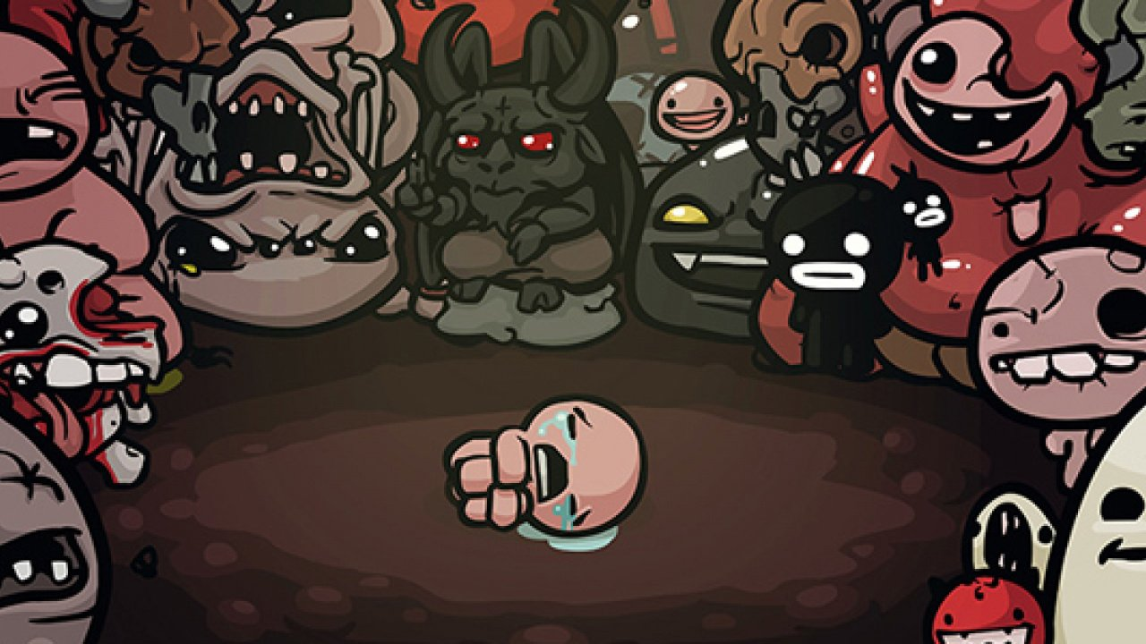 The Binding of Isaac: Rebirth Review (PS4)   Push Square