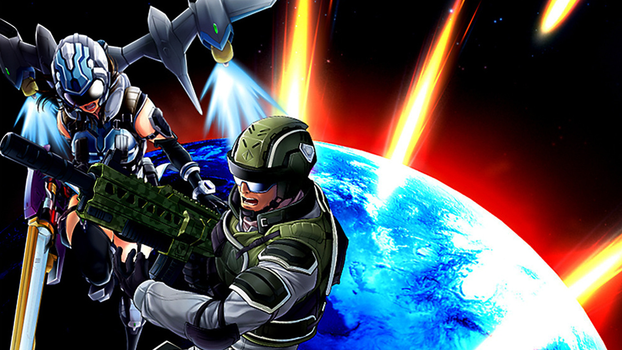 Earth Defense Force 5 - Buggy in More Ways Than One