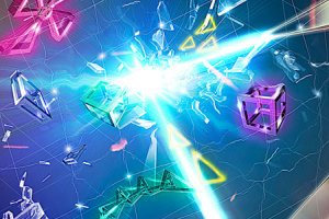Geometry Wars 3: Dimensions (PlayStation 4)